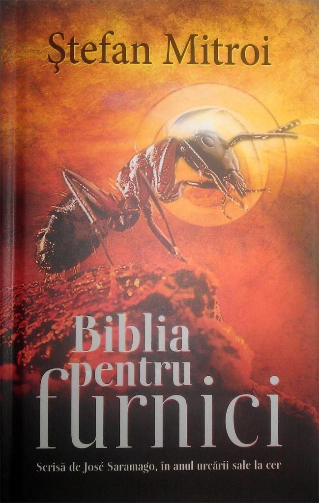 Biblia pentru furnici coperta