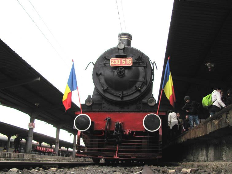 Tren Regal 2