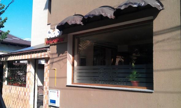 Restaurant Gedo nou