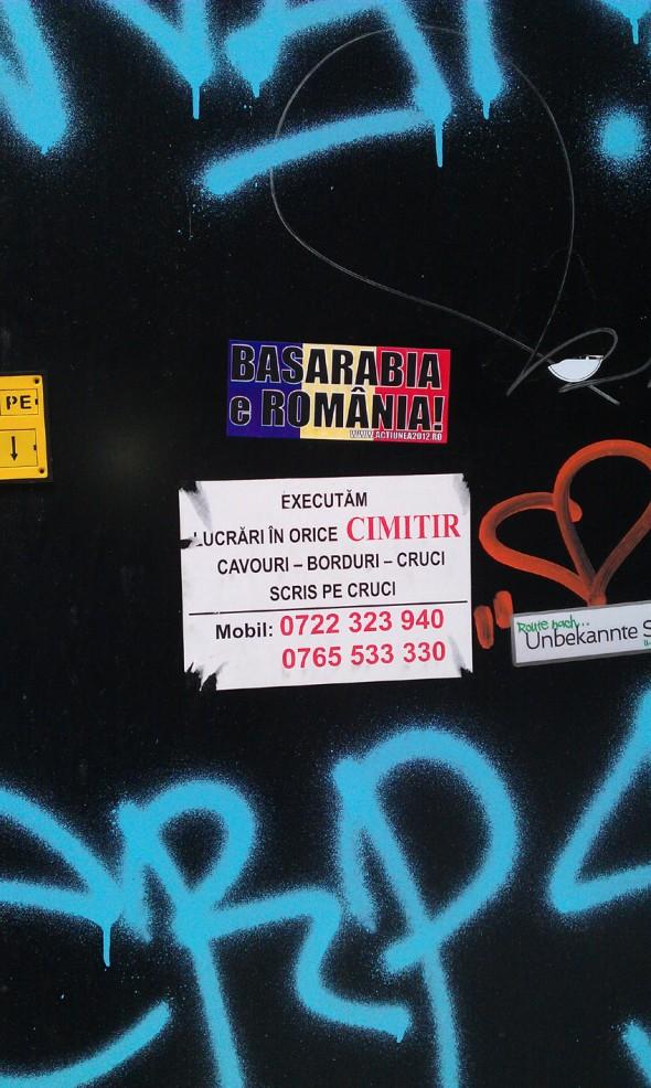 Basarabia e Romania and other stuff