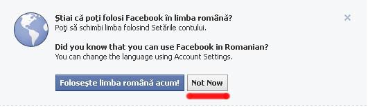 Stiati ca FB