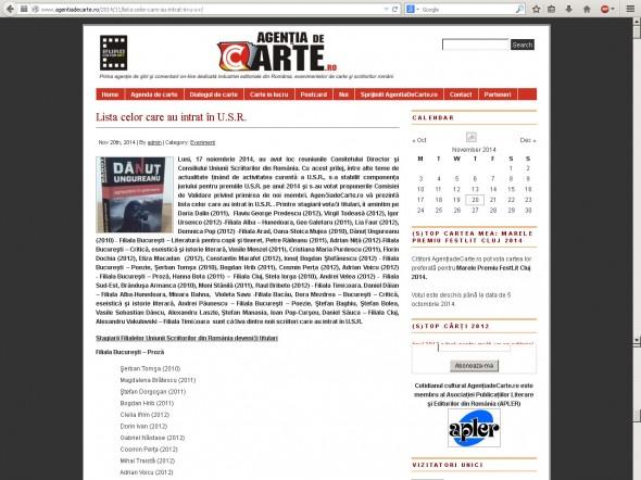 14.11.17 Titular in USR