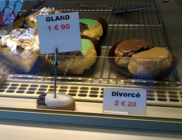 Glandu' si divortu'